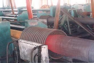 pipe expanding machine